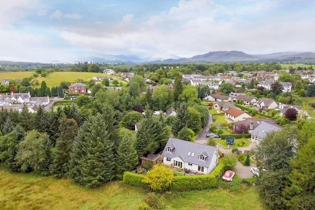 Thumbnail Detached house for sale in Gartness Court, Drymen, Stirlingshire