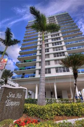 Thumbnail Apartment for sale in 3725 S Ocean Dr, Hollywood, Florida, United States Of America