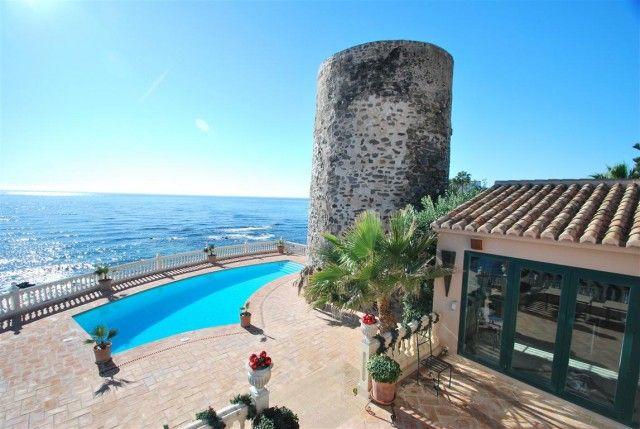 Thumbnail Villa for sale in Spain, Málaga, Mijas, Calahonda