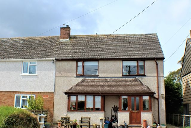 Thumbnail Semi-detached house for sale in Menefreda Way, St. Minver, Wadebridge