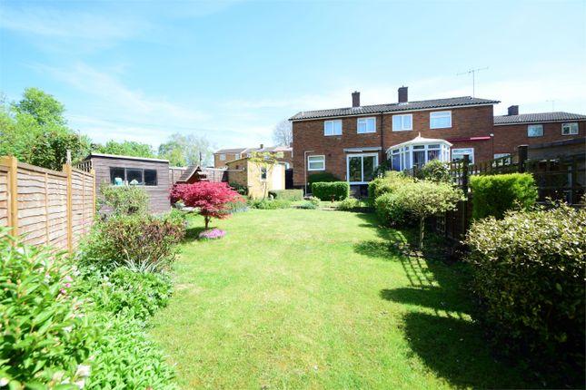 Thumbnail Semi-detached house for sale in Chertsey Rise, Stevenage SG2, Hertfordshire
