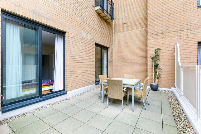 Balcony of Cromwell Road, South Kensington, London SW7