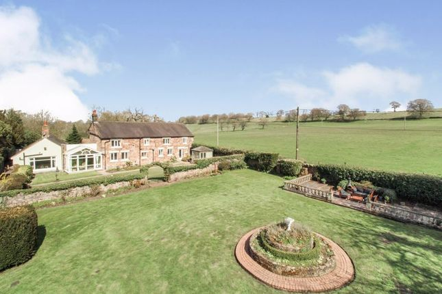 5 bed detached house for sale in Abbey Road, Wetley Rocks ST9