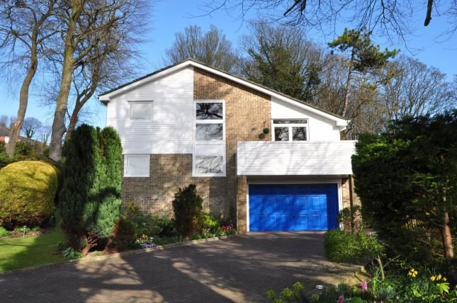 Thumbnail Detached house for sale in Kingston Close, River, Dover, Kent