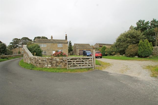 Thumbnail Detached house to rent in Hardisty Hill, Blubberhouses, Otley