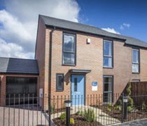 Thumbnail Semi-detached house for sale in Matlock Avenue, Telford, Shropshire