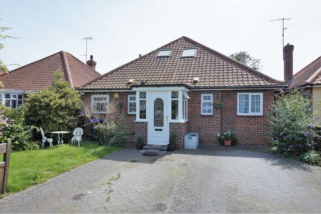 Thumbnail Detached bungalow for sale in Offington Court, Worthing