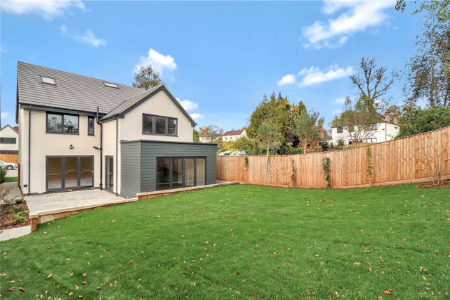 Thumbnail Detached house for sale in Hunton Bridge Hill, Hunton Bridge, Kings Langley