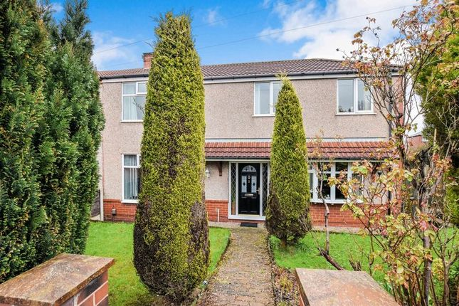 Thumbnail Semi-detached house for sale in Briarfield Road, Farnworth, Bolton