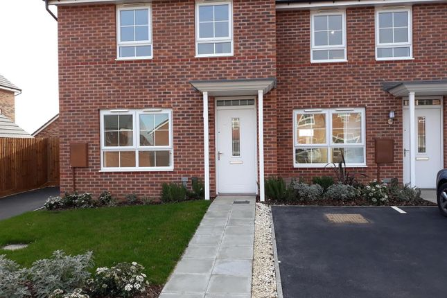 2 bedroom end terrace house for sale in Topiary Road, Nuneaton