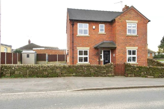 Thumbnail Detached house to rent in Cheadle Road, Forsbrook