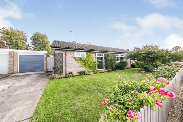 Thumbnail Detached bungalow for sale in Stanway Close, Glemsford, Sudbury