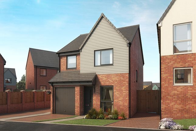 """Thumbnail Property for sale in """"The Rowingham"""" at Little Eaves Lane, Stoke-On-Trent"""