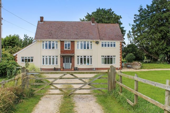 Thumbnail Detached house for sale in Keward, Wells