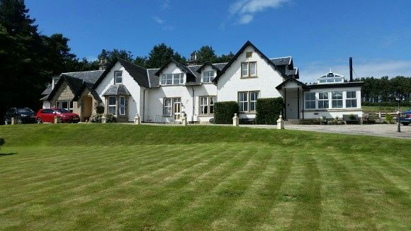 Thumbnail Flat to rent in Burnside House, Duffus, Elgin