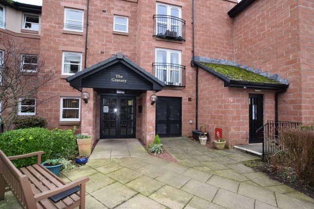 Thumbnail Flat for sale in 43 The Granary, Glebe Street, Dumfries