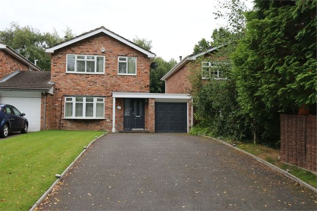 Thumbnail Detached house to rent in Osprey Drive, Wilmslow, Cheshire