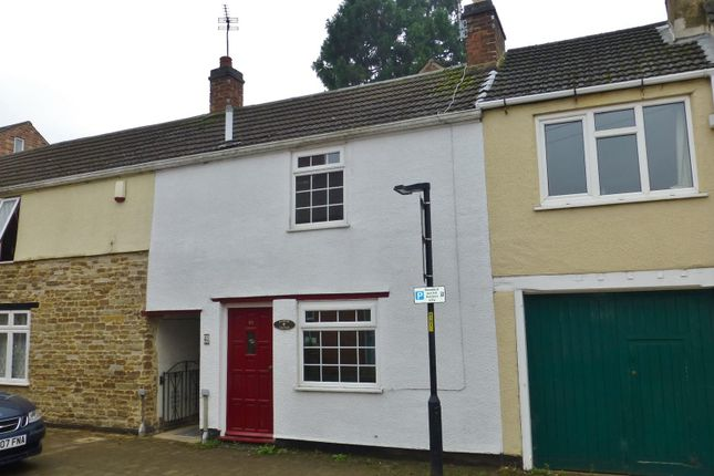 Thumbnail Terraced house to rent in Deans Street, Oakham