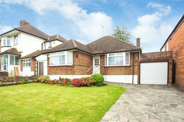 Thumbnail Detached bungalow for sale in Holmwood Avenue, Shenfield, Brentwood, Essex