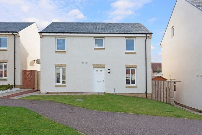 Thumbnail Detached house for sale in 15 South Quarry Boulevard, Gorebridge, Midlothians