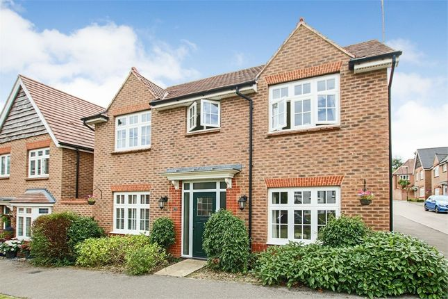 Detached house for sale in 19 Field Drive, Crawley Down, West Sussex