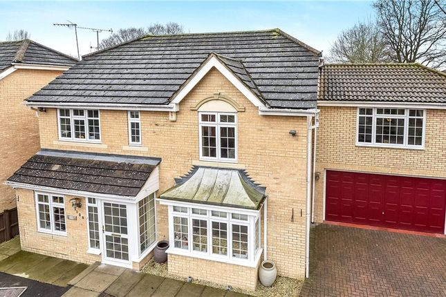 Thumbnail Detached house for sale in Hurworth Avenue, Slough