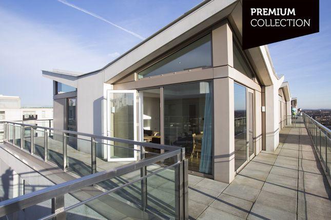 Thumbnail Property to rent in Liberty Bridge Road, Olympic Park, London