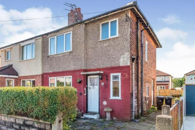 Thumbnail Semi-detached house for sale in Dover Road, Liverpool, Merseyside