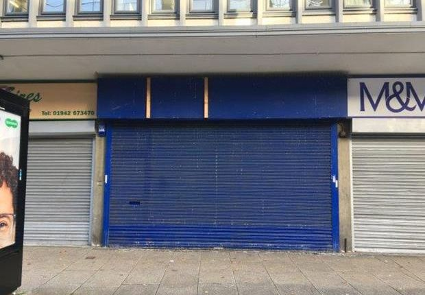 Thumbnail Retail premises for sale in 23 Market Street, Leigh, Lancashire