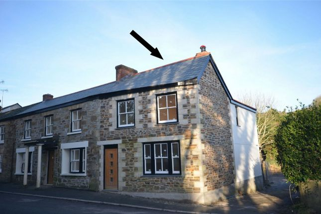 Thumbnail Cottage for sale in High Street, Chacewater, Truro, Cornwall