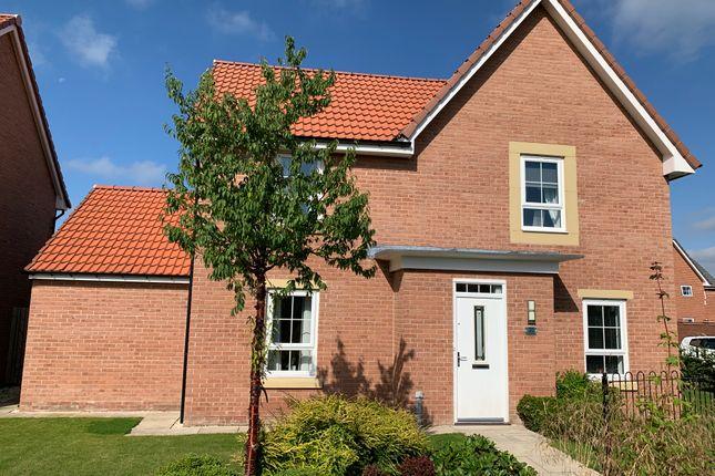 Detached house for sale in Heathside, Huntington, York