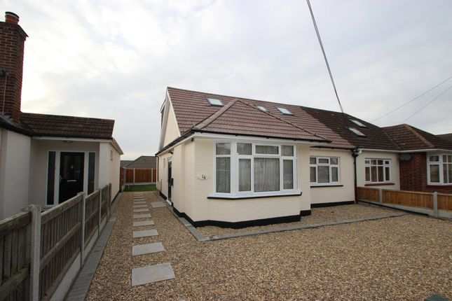 Thumbnail Property for sale in Hall Farm Road, Benfleet