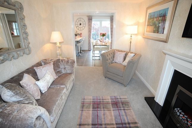 """Thumbnail Detached house for sale in """"The Roseberry"""" at Charlbury Drive, Plymouth"""
