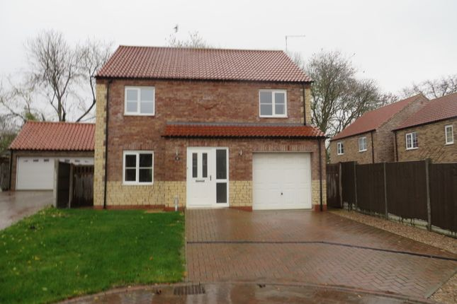 Thumbnail Detached house to rent in Franklin Way, Barrow Upon Humber