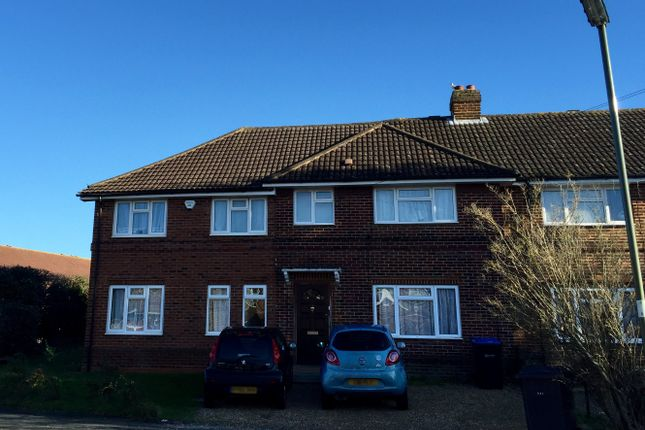 Thumbnail Property to rent in Kingsley Avenue, Englefield Green, Surrey