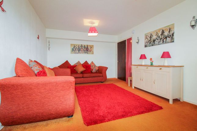 Lounge of Thistle Court, Aberdeen AB10