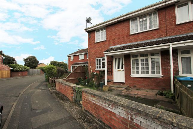 Thumbnail Semi-detached house to rent in Picasso Place, Aylesbury
