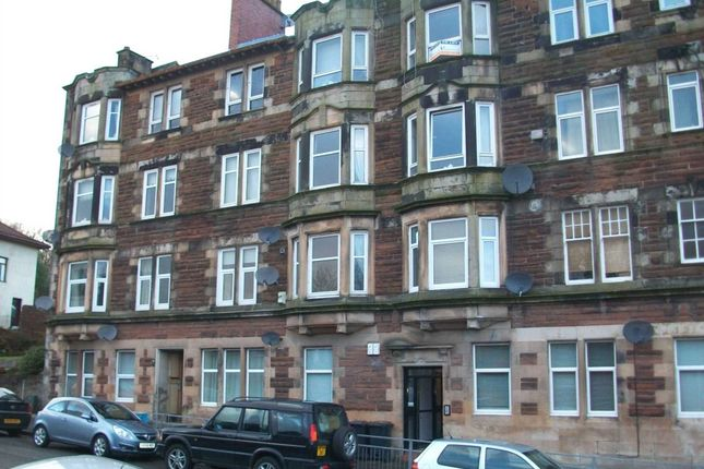 Thumbnail Flat to rent in Graham Street, Barrhead