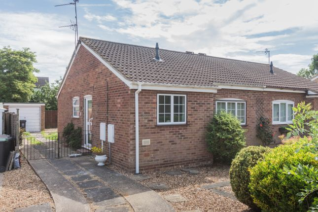 Thumbnail Semi-detached bungalow to rent in Laywood Close, Raunds, Wellingborough