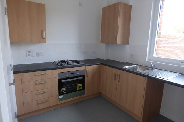 Thumbnail 2 bed terraced house to rent in St Chads Road, Tilbury, Essex