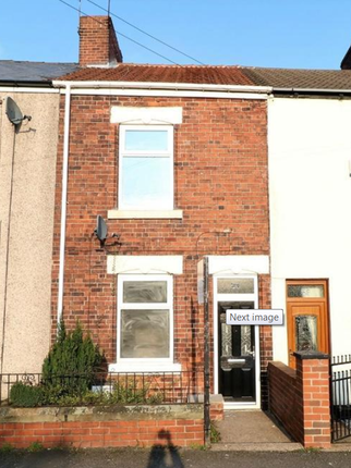 Thumbnail Terraced house to rent in Brampton Road, Wombwell, Rotherham