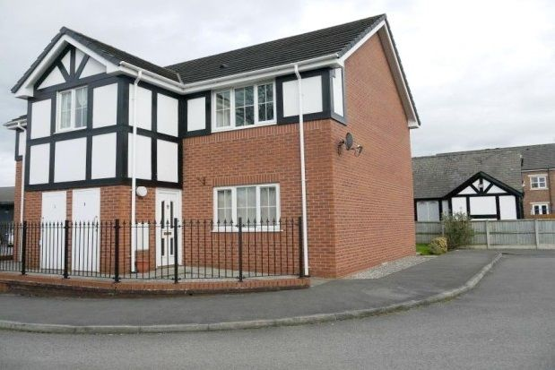 Thumbnail Flat to rent in Drillfield Court, Northwich