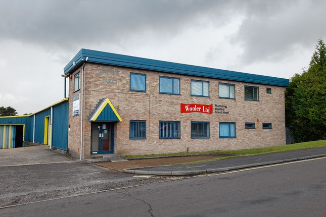 Thumbnail Industrial for sale in Units 1 / 2, Wooler Park, Andover
