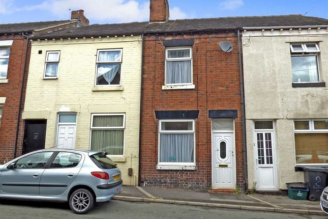 Thumbnail Terraced house for sale in Sutton Street, Chesterton, Newcastle-Under-Lyme