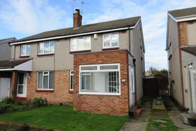 Thumbnail Semi-detached house to rent in De Quincey Road, Lasswade, Midlothian
