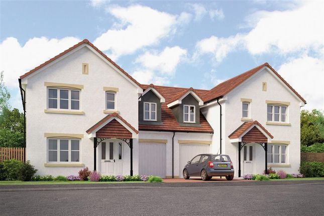 "Thumbnail Semi-detached house for sale in ""Irvine Semi"" at Bo'ness"