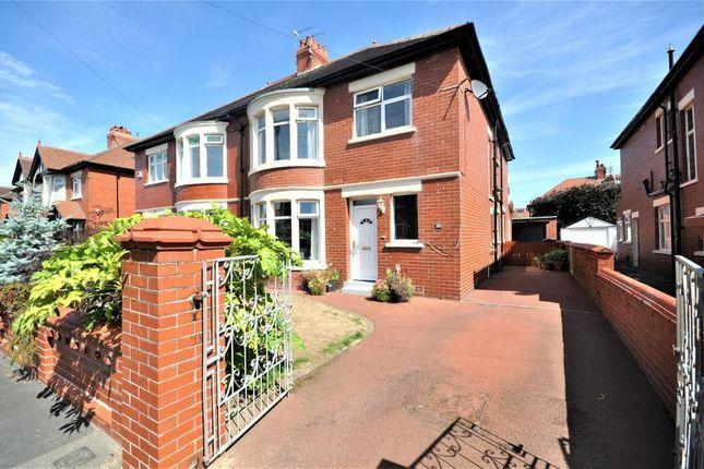 Thumbnail Semi-detached house for sale in The Boulevard, St Annes, Lytham St Annes, Lancashire
