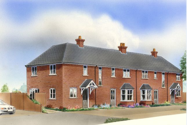 Thumbnail Terraced house for sale in Manor Place, Leiston