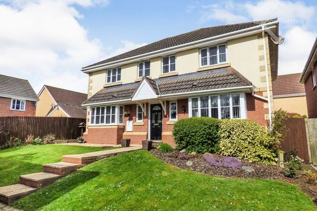 Thumbnail Detached house for sale in Spring Meadows, Trowbridge