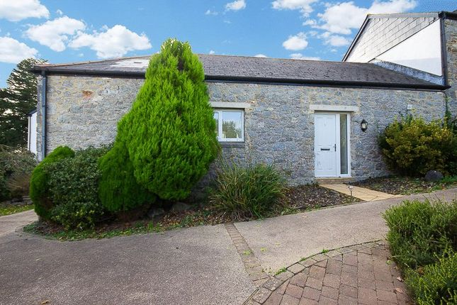Thumbnail Bungalow for sale in Highcroft Park, Chudleigh, Newton Abbot